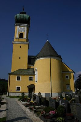Frauenauer Kirche