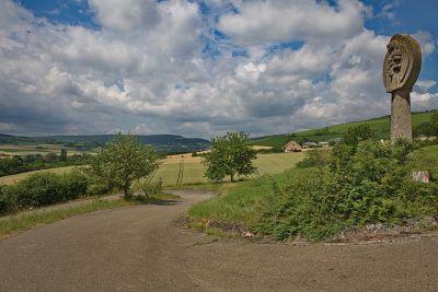 Zwischen Röttingen und Tauberrettersheim