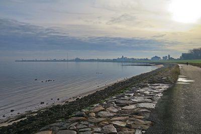 Cuxhaven Hafen