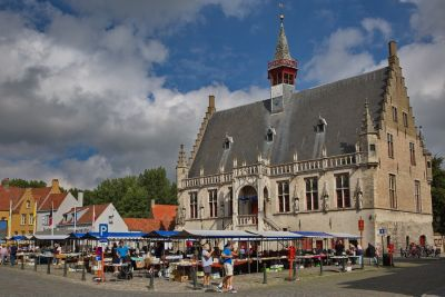 Rathaus von Damme