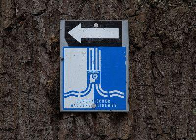 Der Europäische Wasserscheideweg