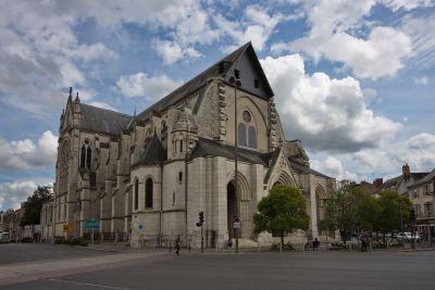 Kirche St. Paterne