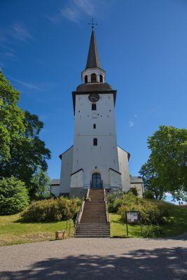 Kirche von Mariefred