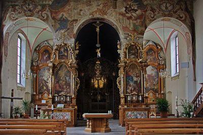 Kapuzinerkloster Stühlingen
