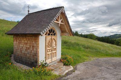 Spalmoos-Kapelle