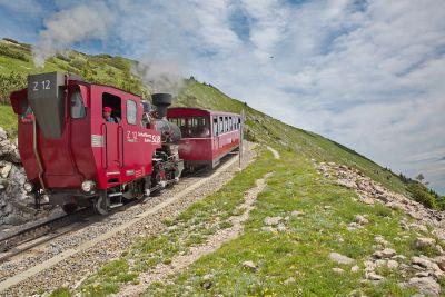 Schafbergbahn